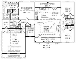 15 2000 sq ft ranch house plans free printable ideas square foot