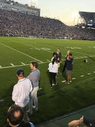 Is In The Student Section At Beaver Stadium