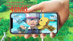 40MB} Download Awesome Offline Pokemon Game In Android With Gameplay proof  - YouTube