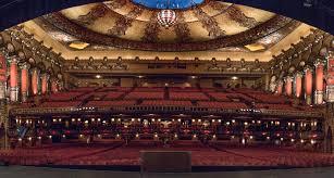 Murat Theatre 3d Seating Chart 52 Inquisitive Fox Theatre Seating