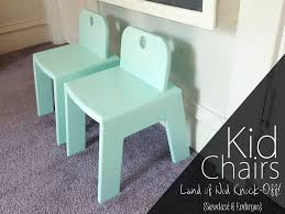 Sawdust furniture Mouldy Kids Chairs Sawdust And Embryos Yelp Childrens Chairs land Of Nod Knockoff Reality Daydream