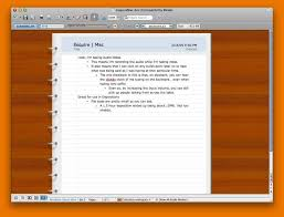Notebook Template For Word Microsoft Word Notebook Paper Template Complete Guide Example 4