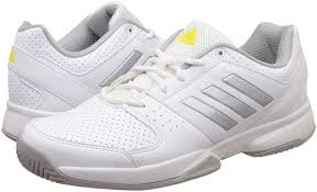 adidas white tennis shoes women page 1