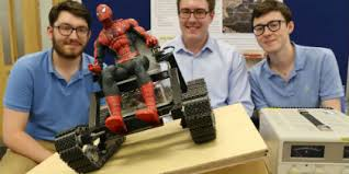 Mechanical Engineers Next Generation Of Mechanical Engineers Show Off Their Designs The