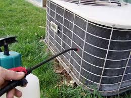 air conditioning coil cleaner. clean a air conditioner step 1 conditioning coil cleaner o