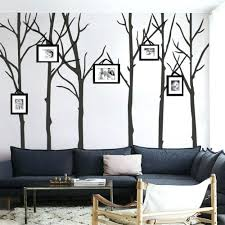 winter tree wall decals winter trees wall stickers a gadget flow winter  trees wall stickers wall