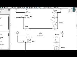 ladder diagram basics 2 2 wire 3 wire motor control circuit lesson 0 basic industrial controls