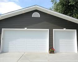 16x8 garage door rough opening