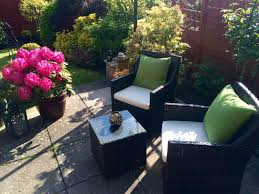 pe resin low maintenance rattan garden furniture made by alexander francis doesn t fade in the sunlight also it won t be affected by extreme temperatures