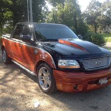2003 Ford F-150 Supercharged Harley Davidson 100th Year Edition ...