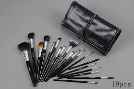 mac makeup brush 19 psc makeup brushes set