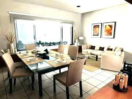 Living And Dining Room Combo Interesting Decorating Design
