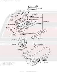 oem evo 8 9 intake > manifold 15 210 genuine oem mitsubishi evolution 8 9 parts intake > manifold 15 210