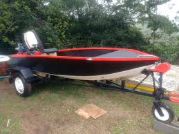 15 hp yamaha outboard motor inc b boat on trailer