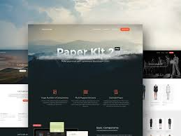 4 to a page template 50 best bootstrap 4 templates free download premium super dev