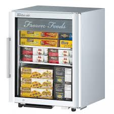 discontinued turbo air 25 super deluxe countertop merchandiser freezer 5 9 cu ft one glass door