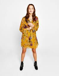 Kleider für Damen - Herbst Winter 2017 | Bershka