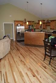 natural hickory flooring pictures 26 best kitchen floors images on