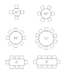 60 table seats how many inch round table seats how many round table seating what size