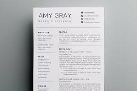 Resume Template Photos Graphics Fonts Themes Templates