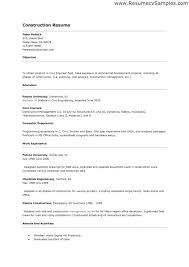 Management Resume Skills Supply Chain Management Resume Job ...
