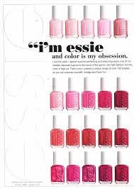 Tip Color Shellac Colors Chart Nails Creative Nail Cnd Tip