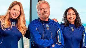 Richard Branson may beat Bezos and Musk in billionaire space race