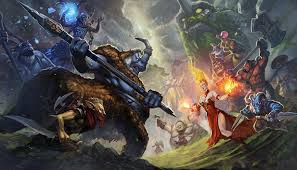 photo collection dota 2 fan art