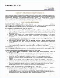 Early Childhood Resume Unique Early Childhood Education Resume Fresh Early Childhood Education