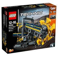 Lego 42055 Technic Bucket Wheel Excavator Lego Technic Ireland