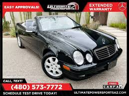 Everything you need to know on one page! Used Mercedes Benz Clk For Sale Carsforsale Com