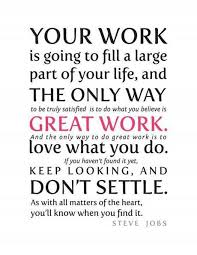 Beautiful Work Quotes