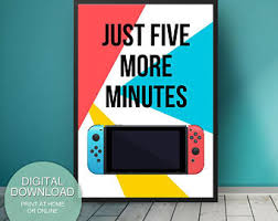 Small Picture Video game decor Etsy