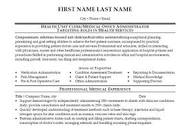 Medical Office Administration Duties Pin By Resumetemplates101 Com On Best Office Administrator Resume