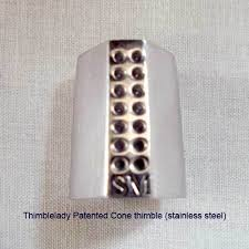 Stainless Steel Quilting Thimble - Thimblelady & stainless steel quilting thimble Adamdwight.com