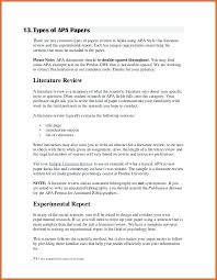 Example Literature Review Outline In Template Of A Thaimail Co