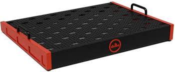 Designing A Pedal Board Templeboard Trio 21 Temple Red