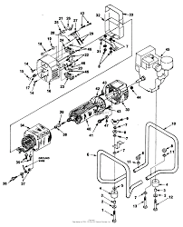 Jackssmallengines wiring diagram for a homelite generator model no eh4400 3