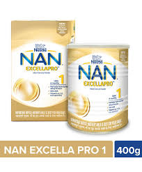 Nan Pro 1 Dosage Chart Nestle Nan Excella Pro 1 Infant Formula Powder Upto 6 Months