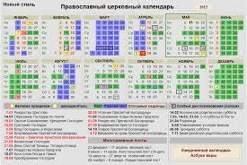 СЫКТЫВКАРСКОЕ ЭЖВИНСКОЕ БЛАГОЧИНИЕ Православный календарь Православный церковный календарь на 2015 год