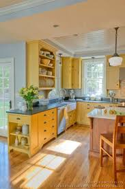 Country Kitchen Design Pictures And Decorating Ideas Design Ideas Simple Yellow Kitchen Ideas