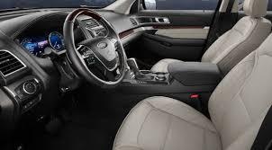 2018 ford bronco interior. fine ford 2018 ford explorer interior on ford bronco