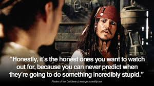 Pirates Of The Caribbean Quotes