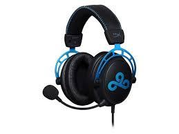 <b>HyperX Cloud Alpha</b> Gaming Headset - <b>Cloud9</b> Edition for PC, PS4 ...