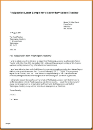 Heartfelt Resignation Letter Beauteous Formal Letter Format Collection Of Resignation Template How To Write