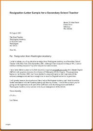 Heartfelt Resignation Letter Beauteous Formal Letter Format Collection Of Resignation Template How To Write
