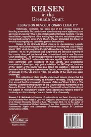 kelsen in the court essays on revolutionary legality kelsen in the court essays on revolutionary legality simeon c r mcintosh 9789768167477 amazon com books