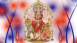 Durga Mata 3d Photo