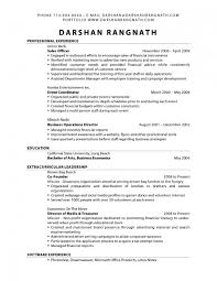 Program Coordinator Resume Resume Cover Letter Example