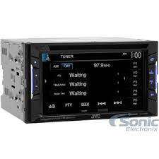 jvc kw v230bt double din bluetooth® in dash dvd cd am fm car stereo product jvc kw v230bt newest version of kwv 220bt